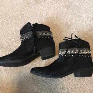 Justice booties